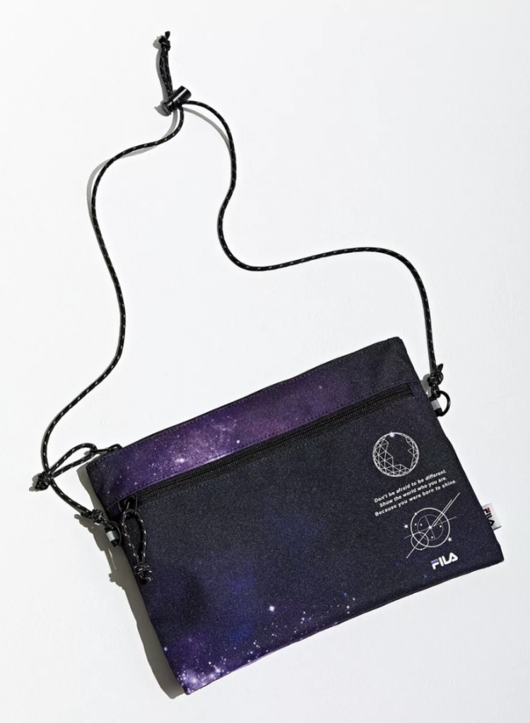 FILA x BTS, crossbody bag