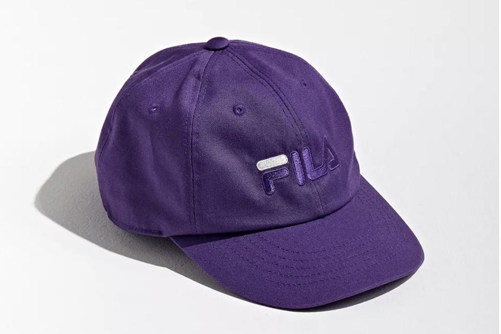 Fila, Bts, baseball cap