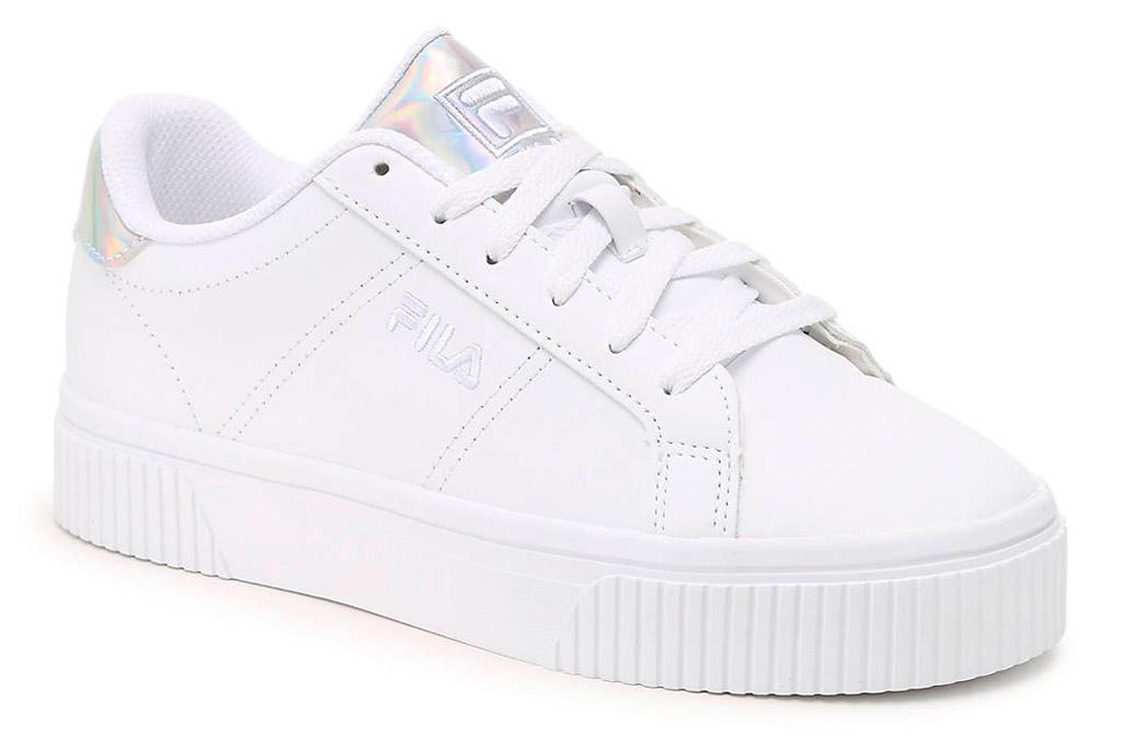fila, sneakers, panache