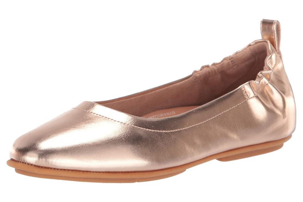 FitFlop Women's Allegro Ballet Flat