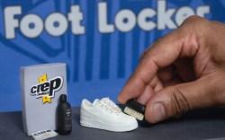 Foot Locker Crep Protect Sneaker Cleaning