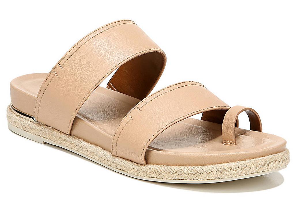 Franco Sarto, toe loop sandals