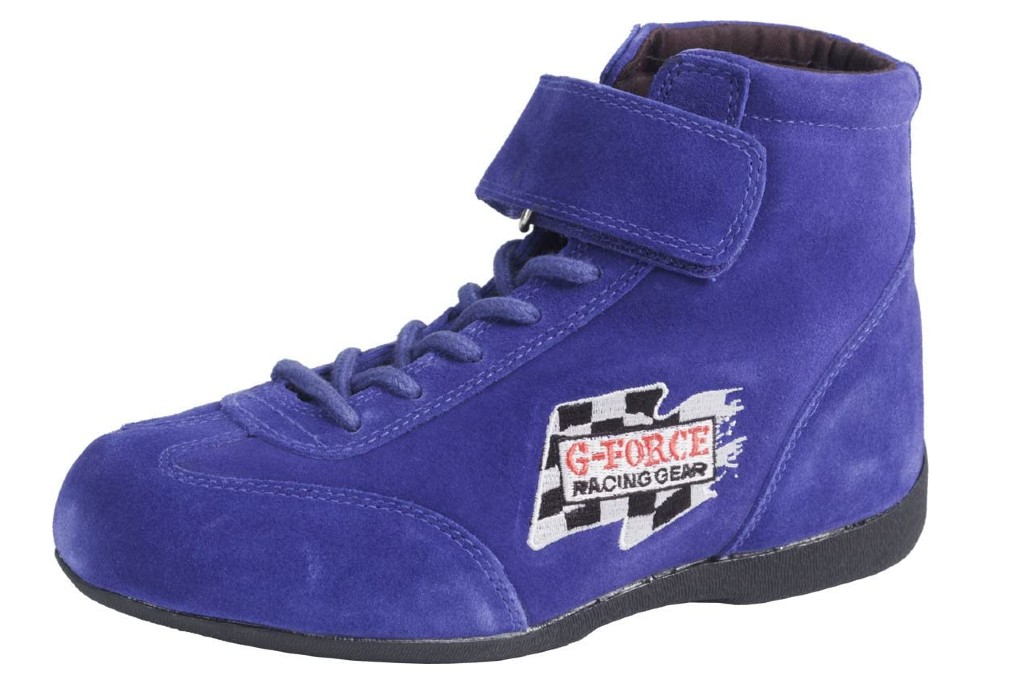G-Force RaceGrip Mid-Top Racing Shoes