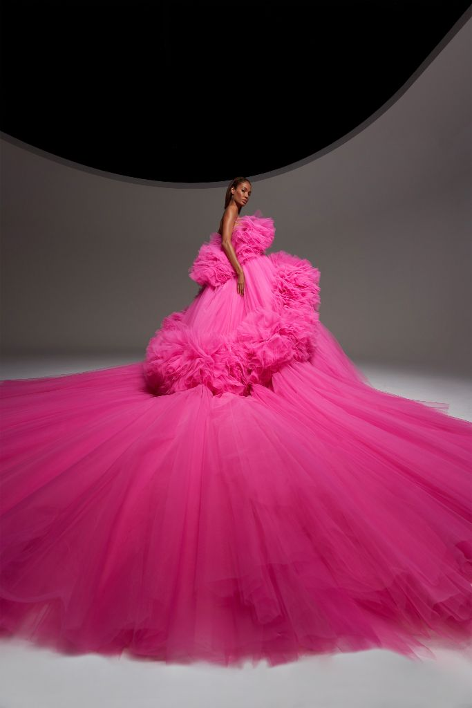 giambattista valli, couture, couture weke, paris couture, giambattista valli dress, tulle gown