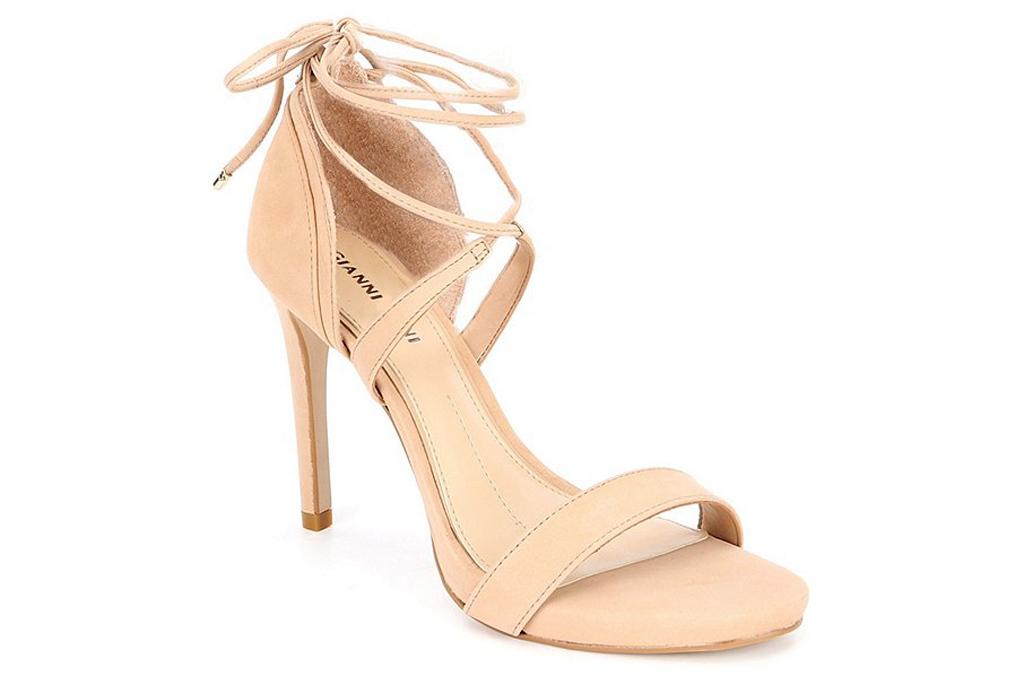 Gianni Bini, nude sandals