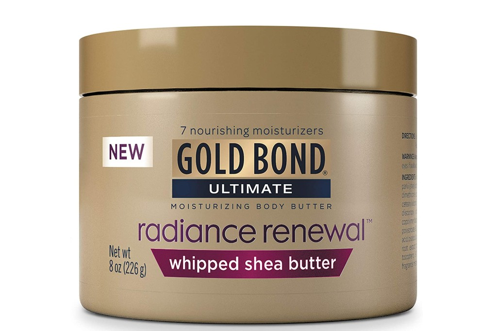 Gold Bond Radiance Renewal Whipped Shea Butter