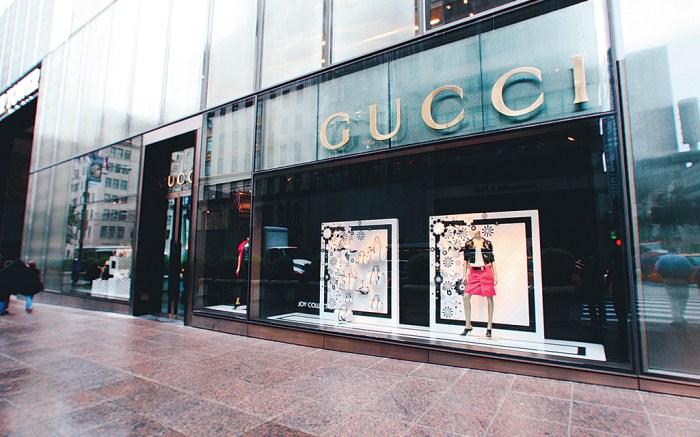 Gucci, store, fifth avenue, nyc
