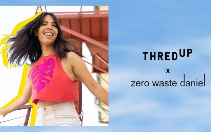 ThredUp , zero waste daniel
