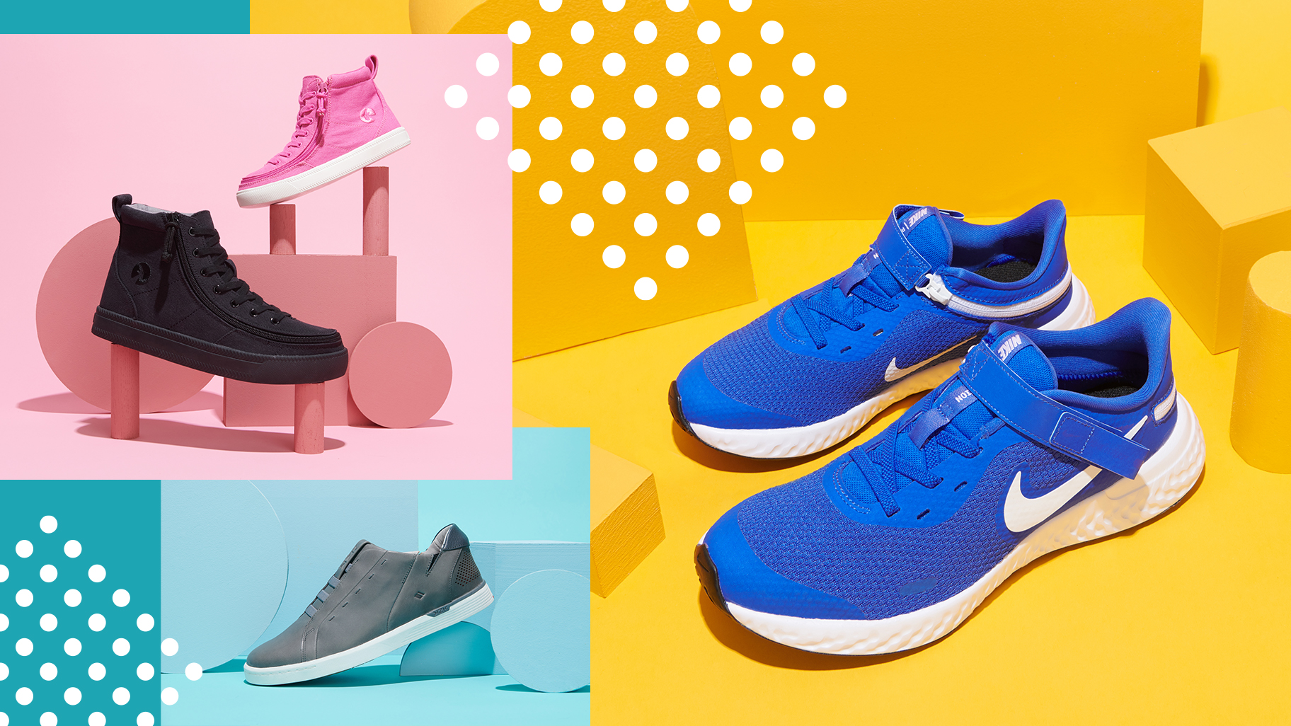 Zappos Adaptive Is Selling Single Shoes