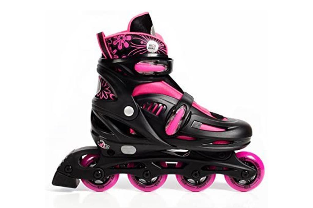 High Bounce, roller skates