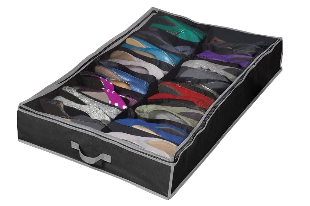 Holdn' Storage Under Bed Shoe Organizer