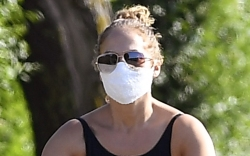 Jennifer Lopez, j-lo, hamptons, july 4th