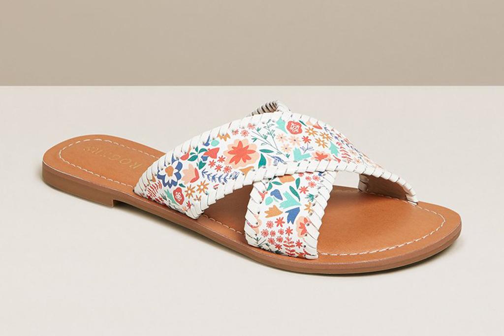 jack rogers, sandals, slides,