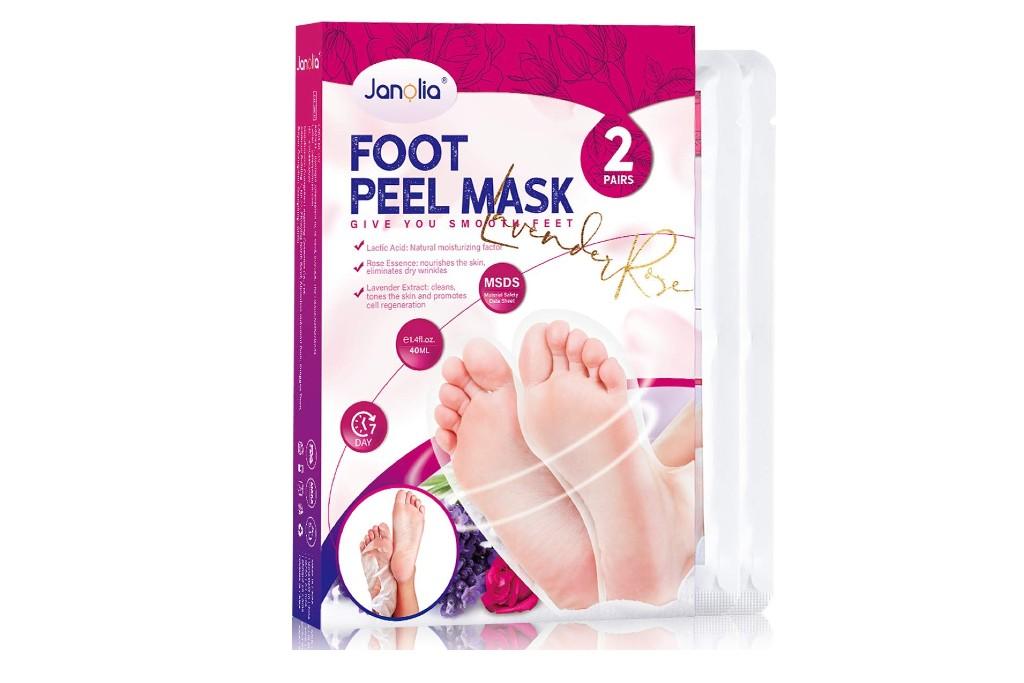 Janolia Foot Peel Mask,