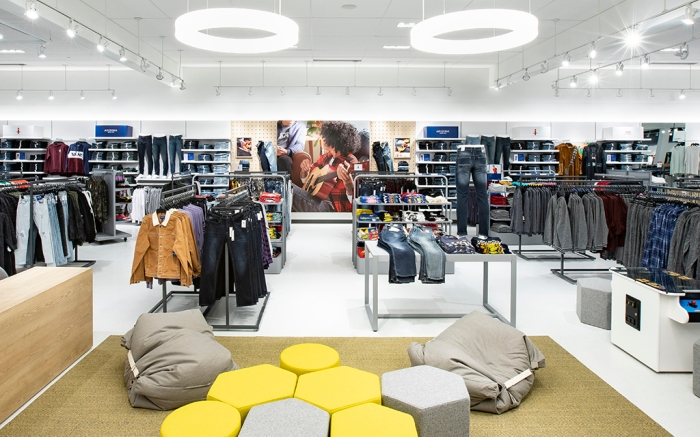 JCPenney, store, retailer, interior