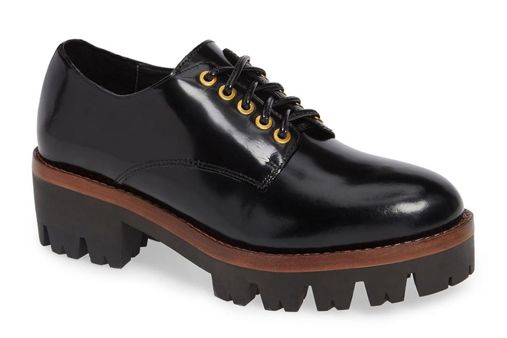 Jeffrey Campbell, lug-sole shoes
