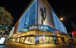 LONDON,ENGLAND - DECEMBER 16,2016: John Lewis