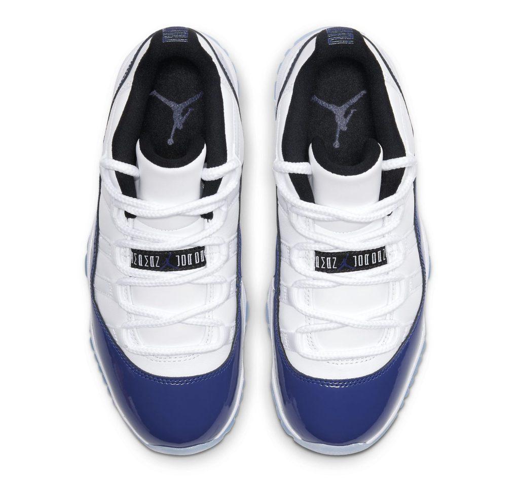 Air Jordan 11 Retro Low 'Concord Sketch'
