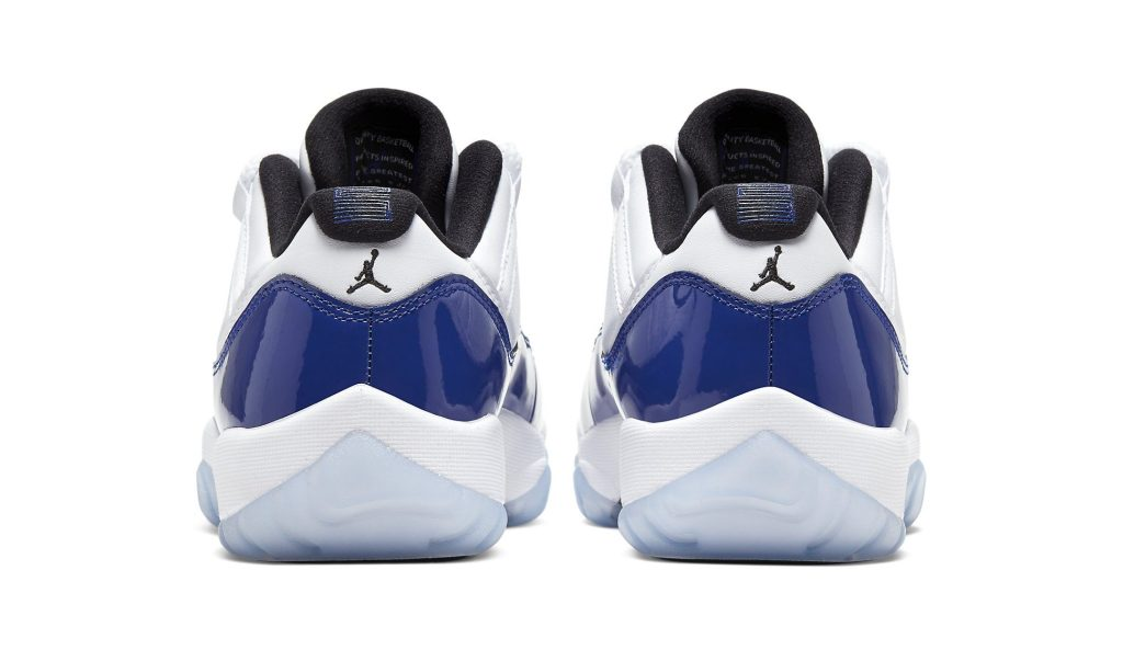 Air Jordan 11 Low Concord Sketch Release Info How To Buy It Footwear News
