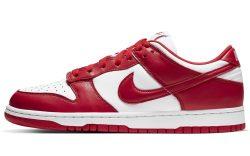 Nike Dunk Low 'University Red'