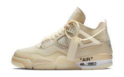 Off-White x Air Jordan 4 Women's