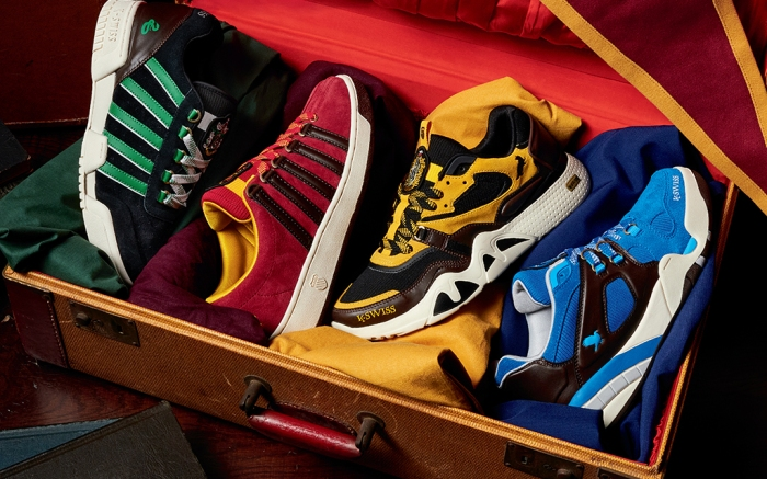 Harry Potter K-Swiss Back to Hogwarts collection