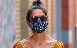 Katie Holmes, street style