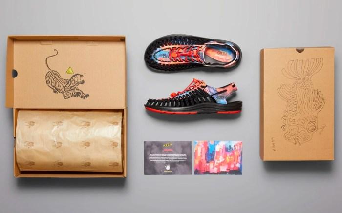 keen, jerry garcia, grateful dead, sandals, sneakers, shoes