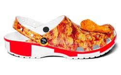 KFC x Crocs, classic clogs