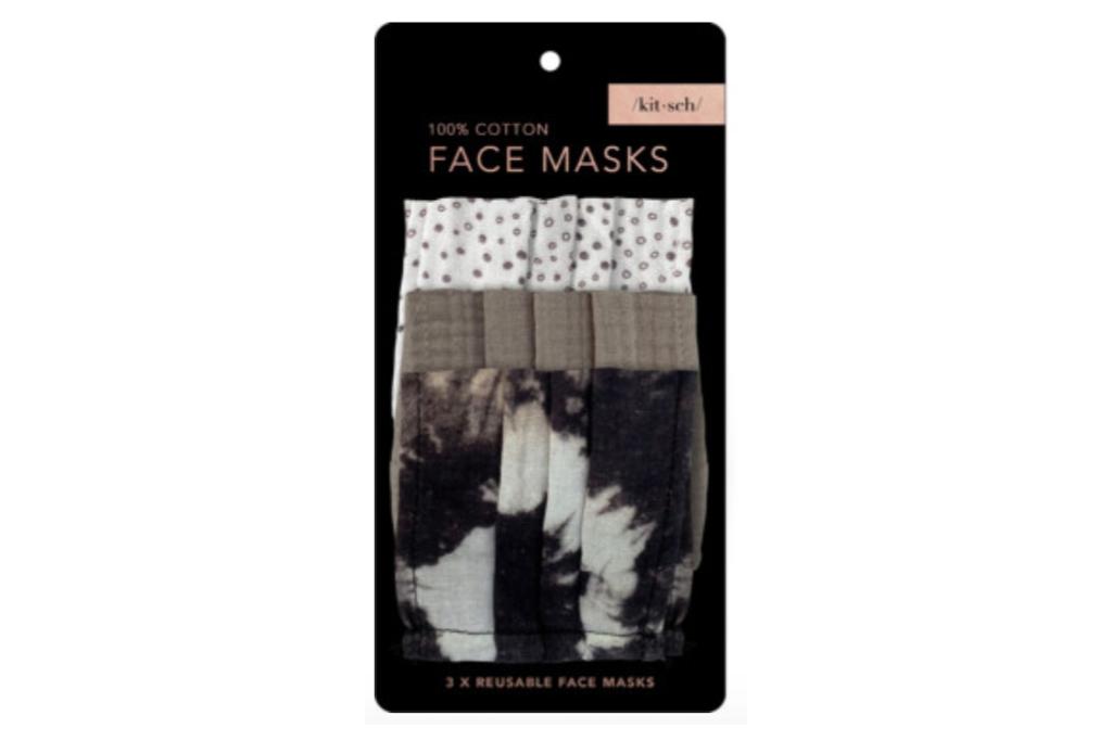 kitsch, face masks, masks, shop
