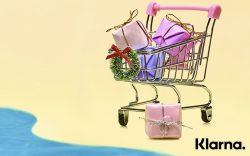 Klarna Holiday Gift Cart promo image