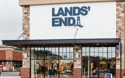 Lands' End , retail store
