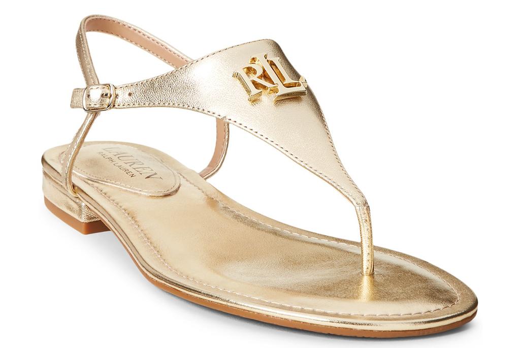 Lauren Ralph Lauren, thong sandals