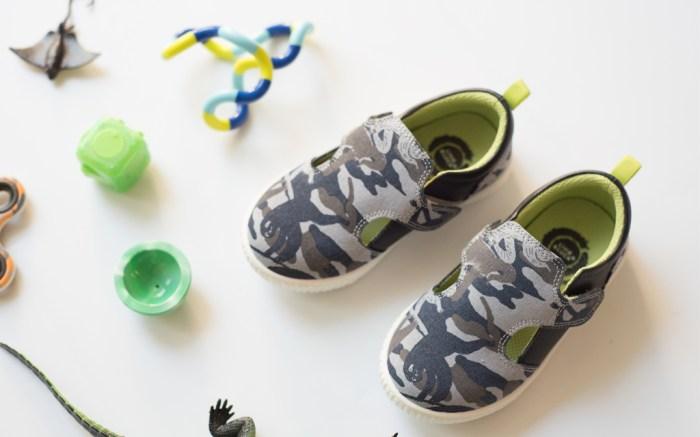 Livie Luca Hop Sloth Kids Sneaker