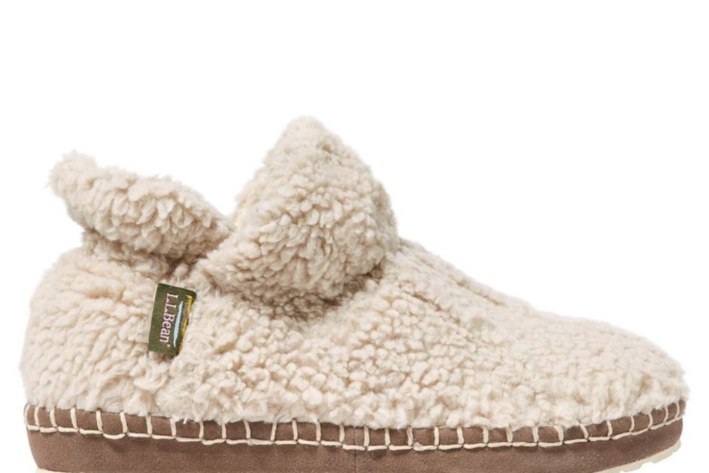 ll bean slippers, ll bean, fashion trends, fall 2020 trends, work from home