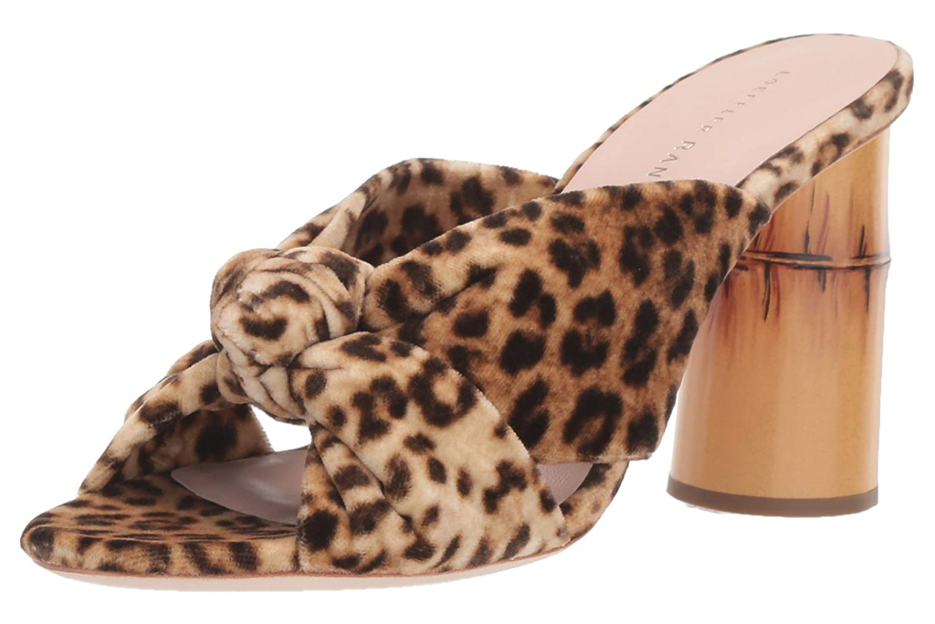 Loeffler Randall Women's Coco-vlb Heeled Sandal