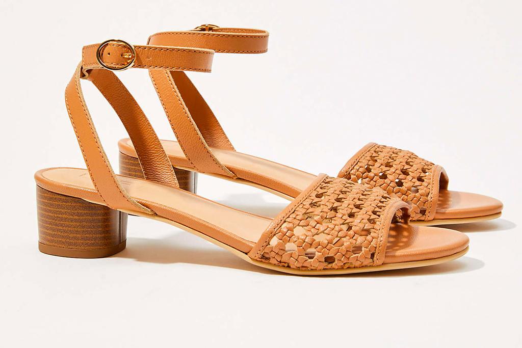 loft, sandals, woven, heels