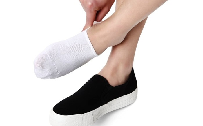 Low Cut No Show Socks