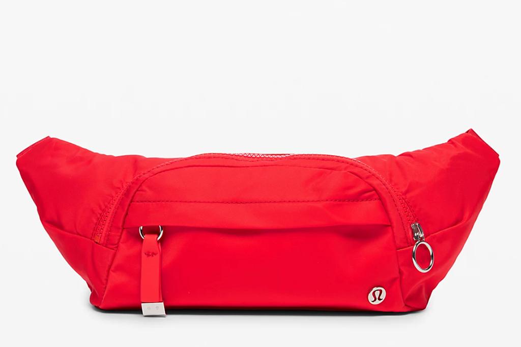 Lululemon pack, Courtesy of Lululemon sale, Courtesy of Lululemon belt bag
