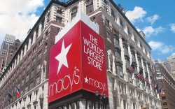 storefront of macy's