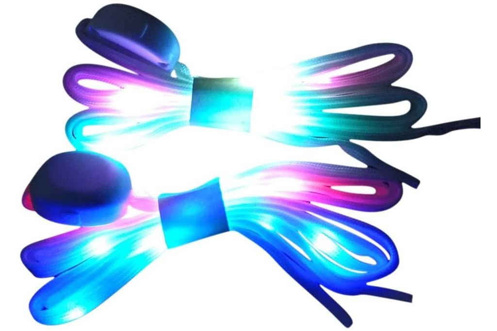 MadeComfy LED Shoelaces