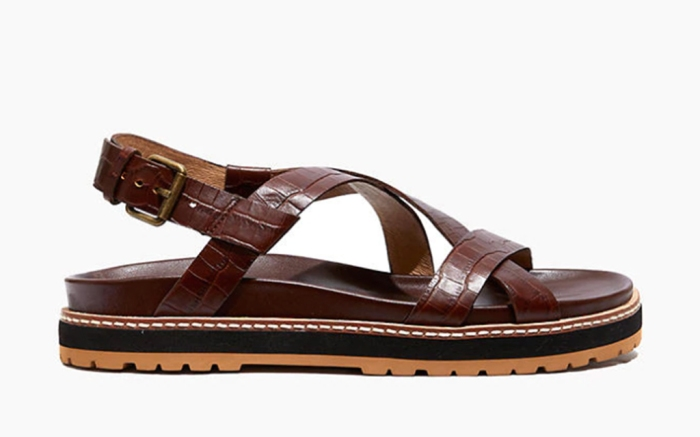 madewell sale, madewell sandals, croc sandals