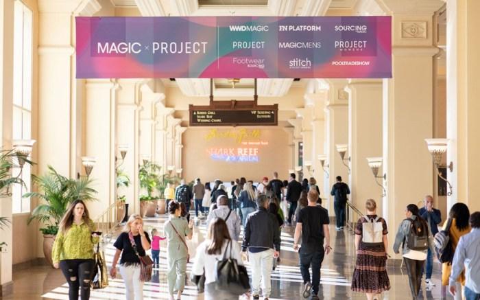Magic Las Vegas Trade Show