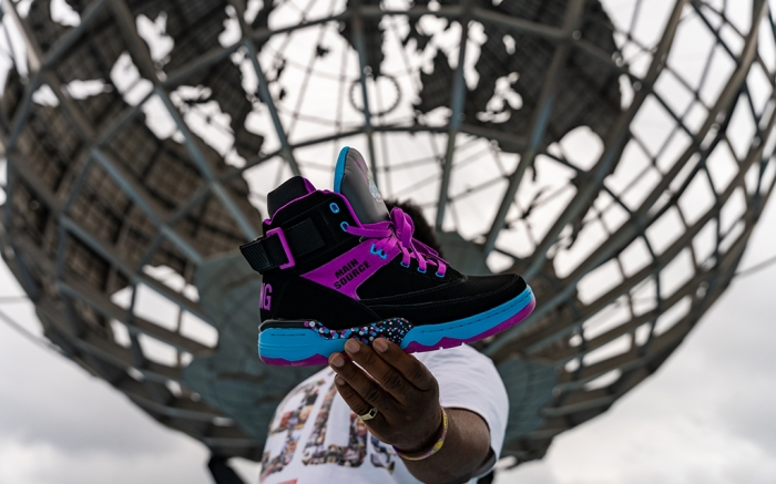 Main Source x Ewing 33 Hi Breaking Atoms