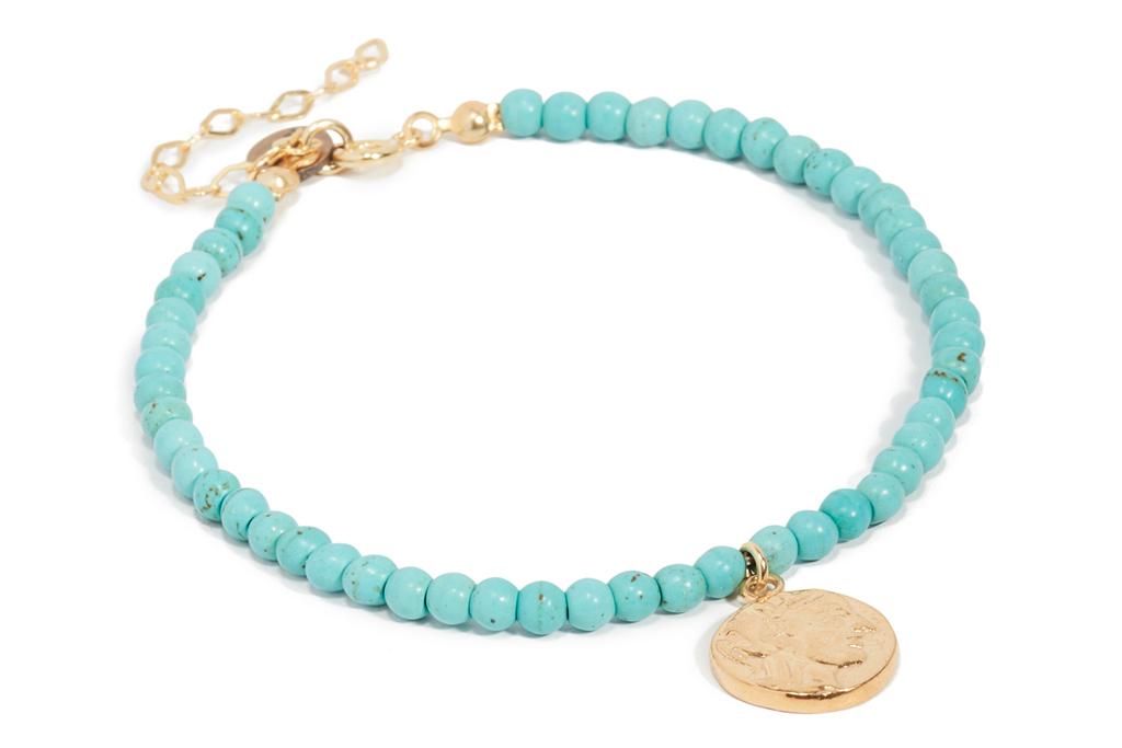 Maison Irem, ankle bracelet