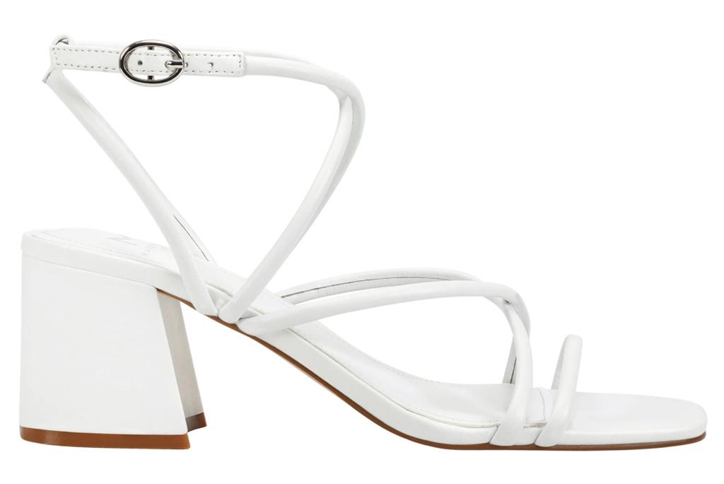Marc Fisher LTD, block heeled sandals