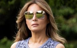 Melania Trump, celebrity style