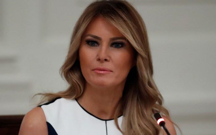 melania-trump-style-dress-white-house