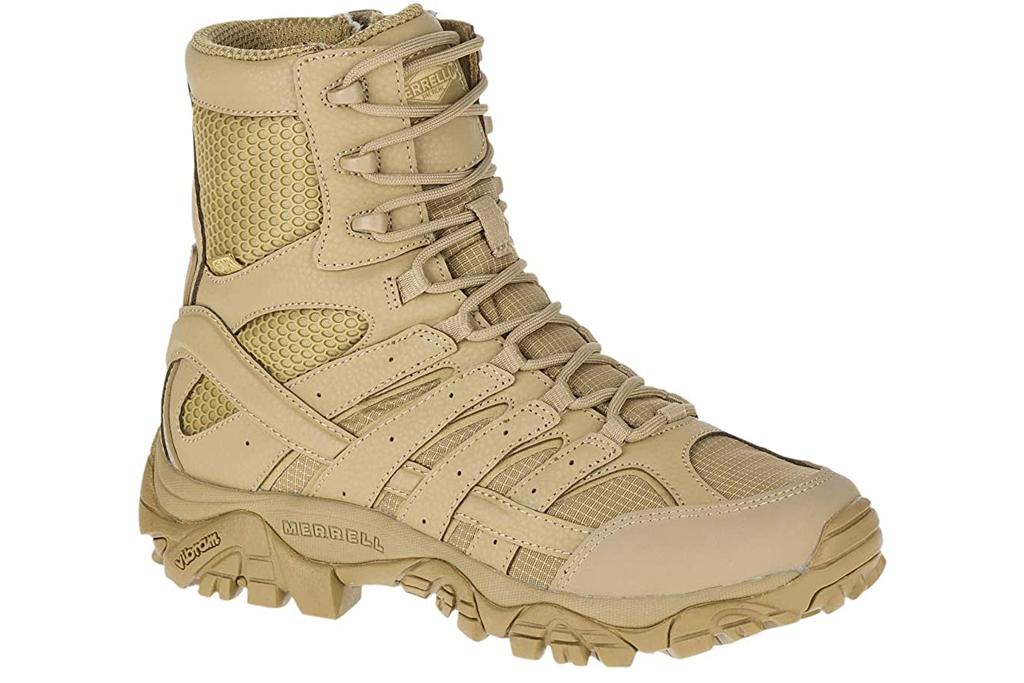 Merrell, work boots
