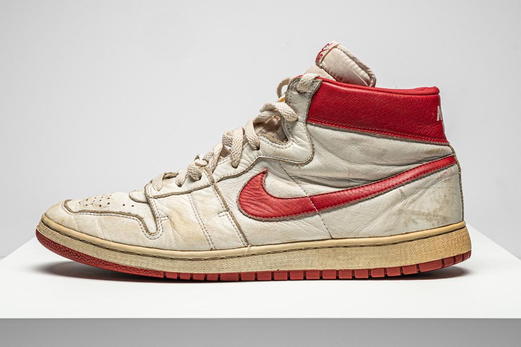 Nike Air Ship, michael jordan, 1984, sneakers